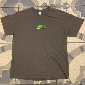 Super Fresh Double-Sided Graphic Spellout Tee XL